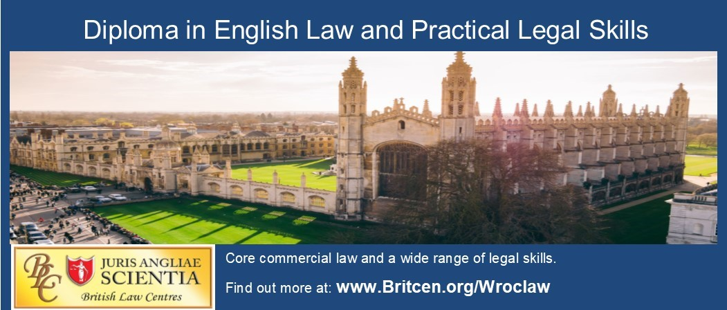 Diploma in English Law and Practical Legal Skills